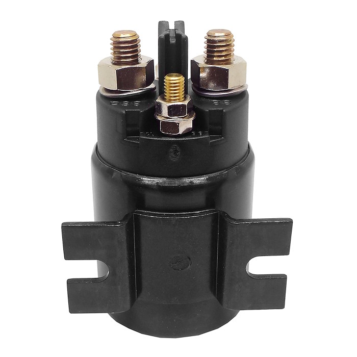 0-335-38 12V Bulkhead Make and Break Universal Solenoid 150A
